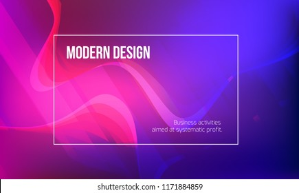 vector illustration. vector minimalistic colorful background with plastic geometry. modern design frame for brochures, posters, Landing pages, business cards