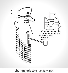 Pipe Smoking Logo Images, Stock Photos & Vectors | Shutterstock