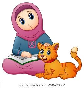 Muslim Kids Cartoon Images, Stock Photos & Vectors | Shutterstock