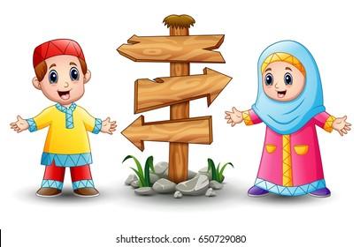 87 Koleksi Gambar Kartun Muslimah Vector HD Terbaru