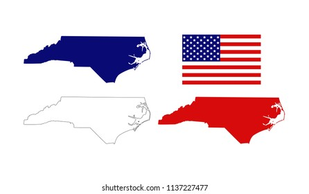 Charlotte North Carolina Stock Illustrations, Images & Vectors ... on