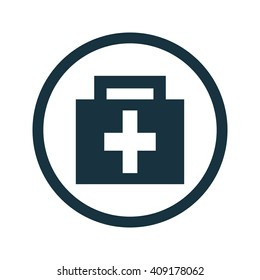 Vector illustration of pharmacy icon