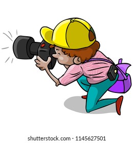 78+ Gambar Animasi Fotografer Kekinian