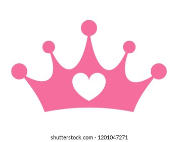 52 224 Pink Pink Crown Images Royalty Free Stock Photos On