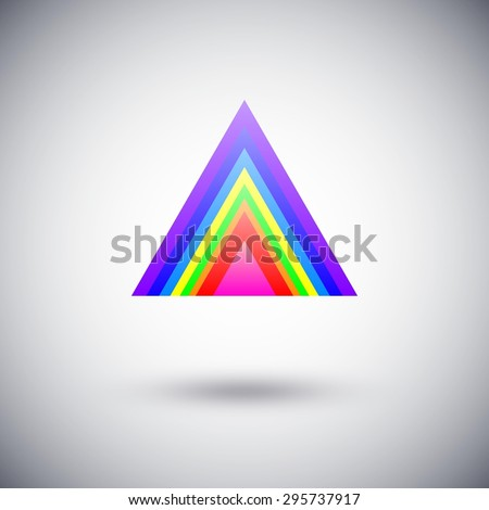 Symbolism triangle bisexual grateful for the