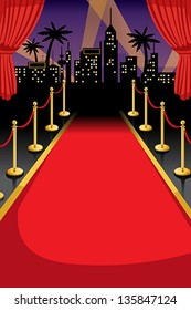 Cartoon Red Carpet Images Stock Photos Vectors Shutterstock