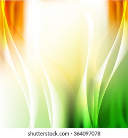 vector illustration for Republic day, Republic day India greeting or artwork.