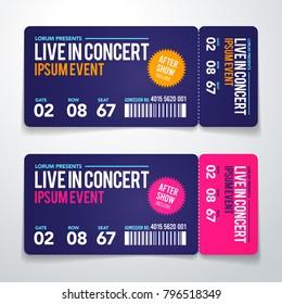 ticket images stock photos vectors shutterstock