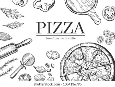 Pizza Cutter Images, Stock Photos & Vectors | Shutterstock