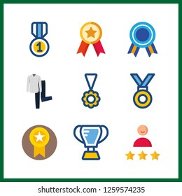 Vector illustration set customer and quality icons