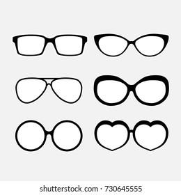 33813829d12 Vector illustration. Set of fashionable