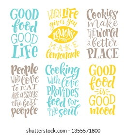 Cooking Quotes Images, Stock Photos & Vectors | Shutterstock