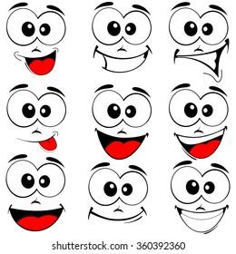 Cute Cartoon Eyes Images, Stock Photos & Vectors ...