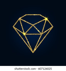 Gold Diamond Wallpaper Images Stock Photos Vectors Shutterstock