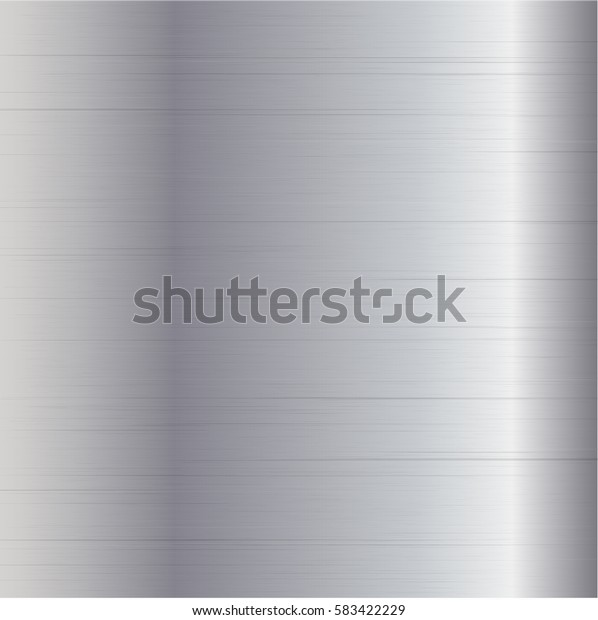 Vector illustration of Silver background