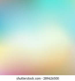 Vector illustration Smooth colorful background EPS 10
