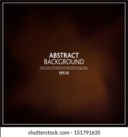 Vector illustration of soft brown dark abstract background