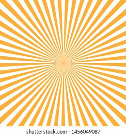 vector illustration solar rays background