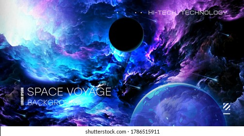 Astronomy Banner Images Stock Photos Vectors Shutterstock