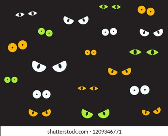 Scary Eyes Images Stock Photos Vectors Shutterstock