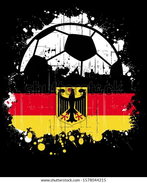 German Football Association Logo Vector (.AI) Free Download
