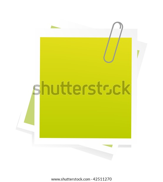 vector illustration of sticker isolated on white background