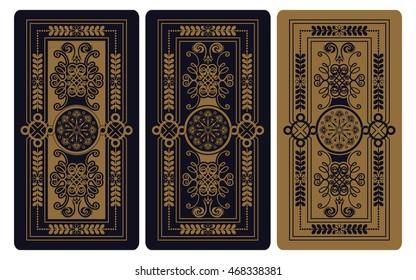 Tarot Deck Card The Empress Tarot 3rd card handmade Major arcana brass