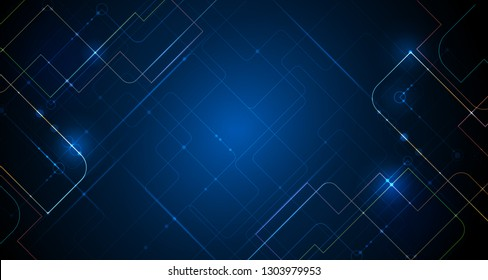 future background images stock photos vectors shutterstock https www shutterstock com image vector vector illustration technology line pattern over 1303979953