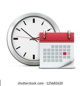 Calendario Timing.Imagenes Fotos De Stock Y Vectores Sobre Calendario
