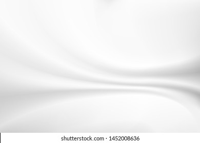 Vektorgrafik, weißer Hintergrund, abstraktes Element, glatter weißer Hintergrund.