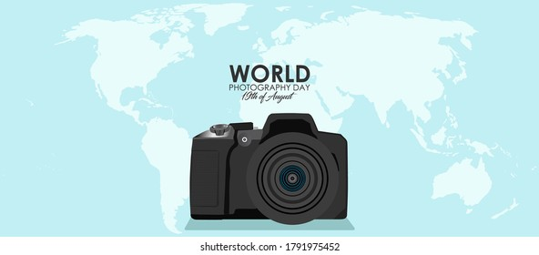World Photography Day Images Stock Photos Vectors Shutterstock