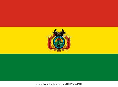 vector image of Burundi flag.