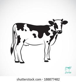 Cow Black White Images Stock Photos Vectors Shutterstock