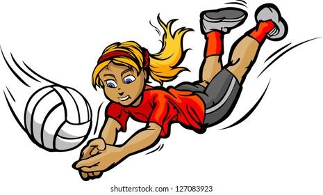 93 Gambar Animasi Volleyball Paling Bagus