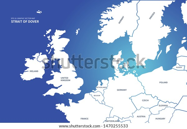 Vector Image Worlds Disputed Seas Countries Stock Image ...