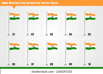 Waving Flag Images, Stock Photos & Vectors | Shutterstock