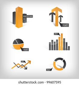 Vector Info Graphic Icons and Elements