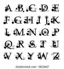 vector initials