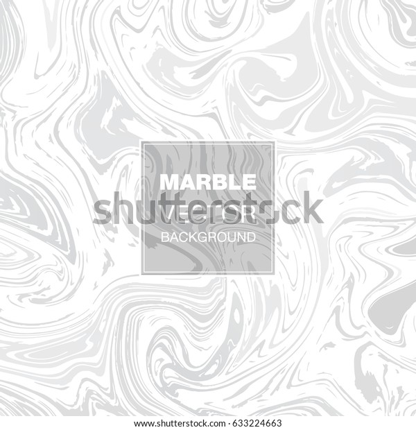 Vector Ink Marble Texture Abstract Background Stock Vector ...