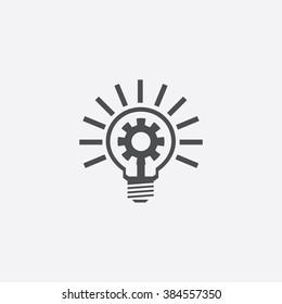 Vector innovation Icon