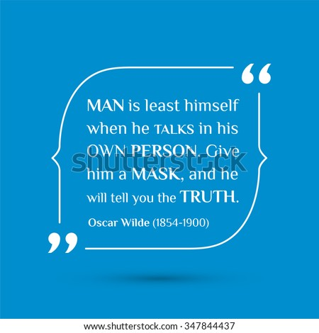 Vector Inspirational Motivational Quote Man Least Stockvector
