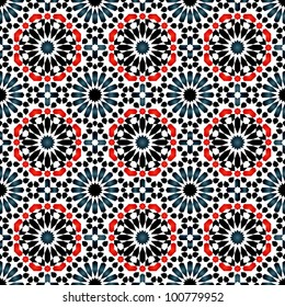 Vector of Islamic pattern