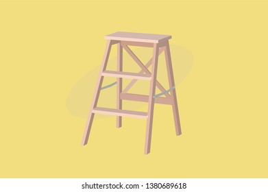 Step Stool Images, Stock Photos & Vectors | Shutterstock