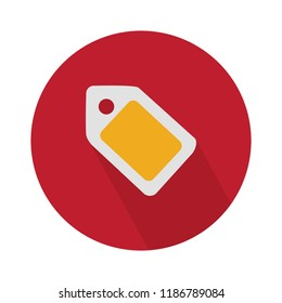 vector label tag symbol. discount element, coupon tag with label