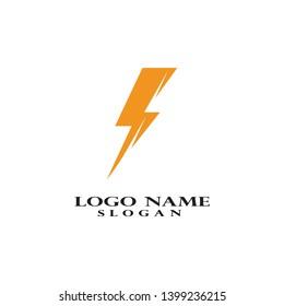 Vector - Vector lightning icon logo and symbols