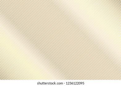 vector line gold polished metal, steel texture background gradient art