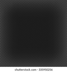 Vector Line Paper Texture. Dark Line Paper Background