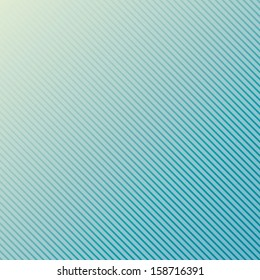 Vector lines background template