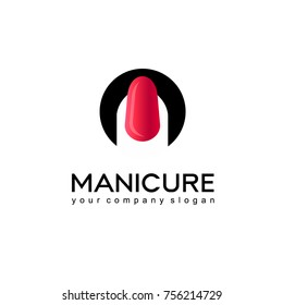 Nail Logo Images Stock Photos Vectors Shutterstock