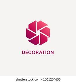 Amazing Rose House Logo Images Stock Photos Vectors Shutterstock Home Interior And Landscaping Pimpapssignezvosmurscom